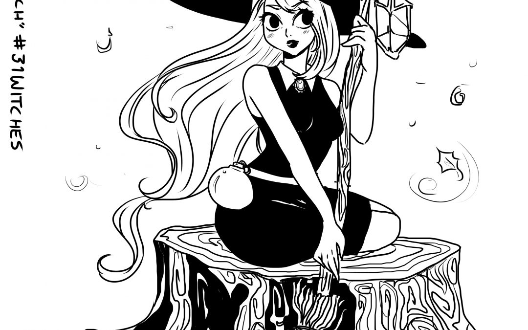 Intober Witches #1